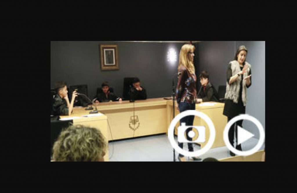El bullying, visto para sentencia en Salamanca